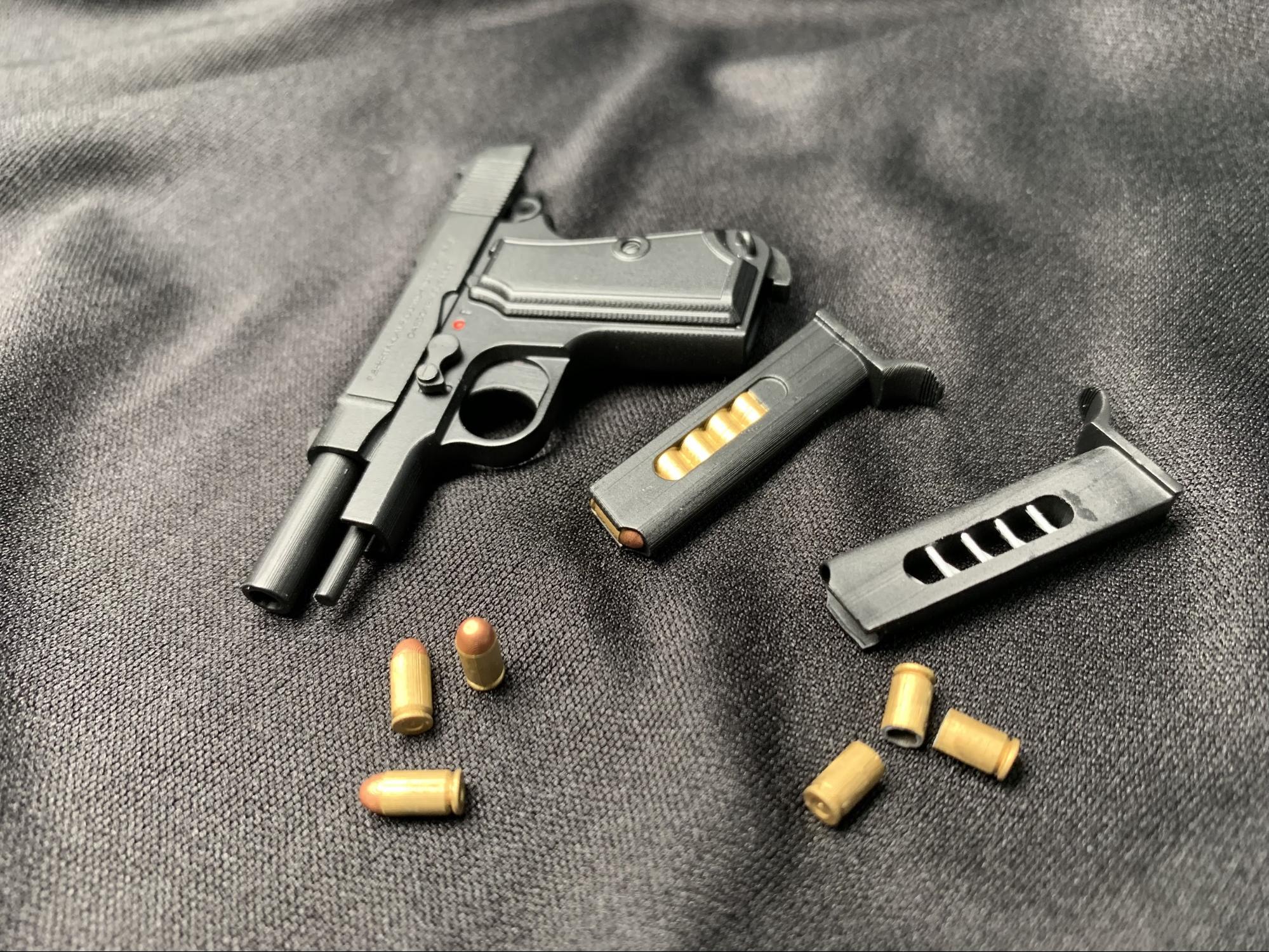 【シリーズ】SK本舗ユーザーのリレーコラム #03「深遠なる銃器模型の世界」(SAIMECS永田)